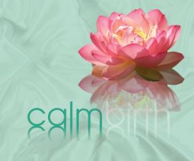 Calmbirth childbirth education program